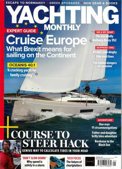 Yachting Monthly magazine