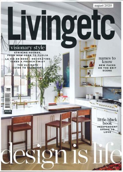 Living etc magazine