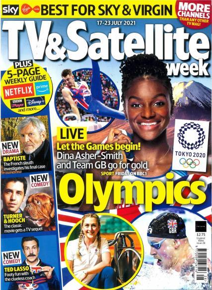 TV & Satellite Week magazine