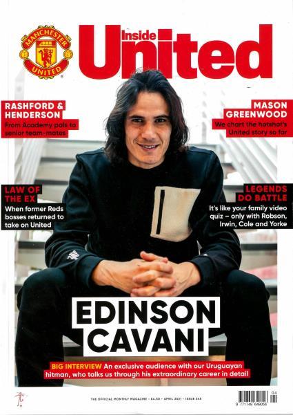 Inside United magazine