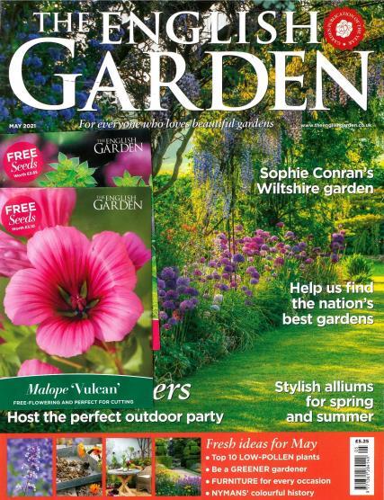 The English Garden magazine