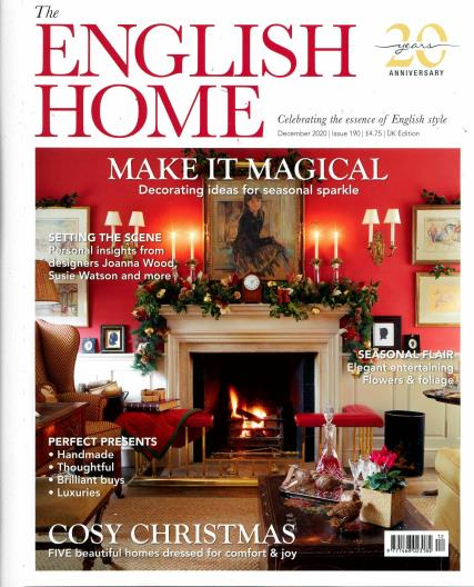 The English Home magazine