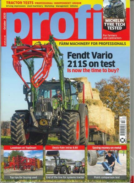 Profi International magazine