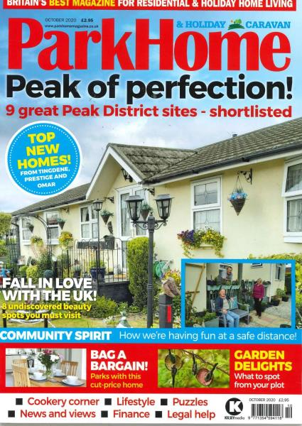 Park Homes & Holiday Caravan magazine