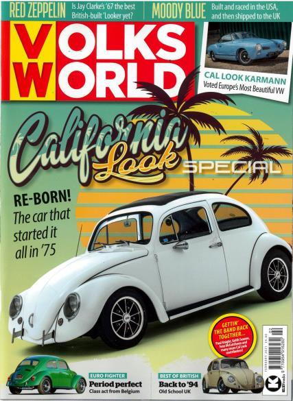 VolksWorld magazine