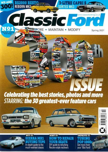 Classic Ford magazine