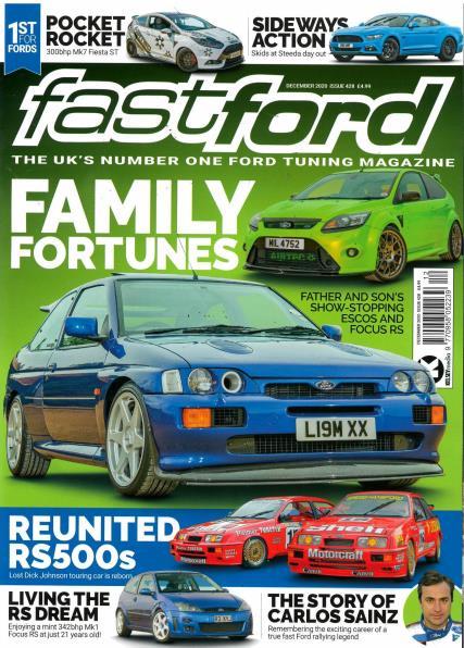 Fast Ford magazine