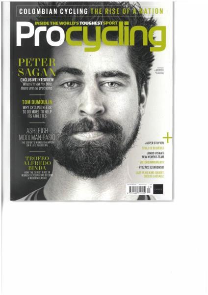 ProCycling magazine