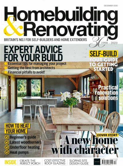 Home Building and Renovating magazine