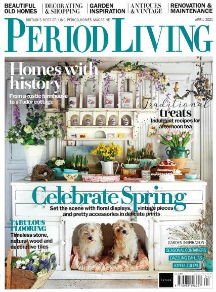 Period Living magazine