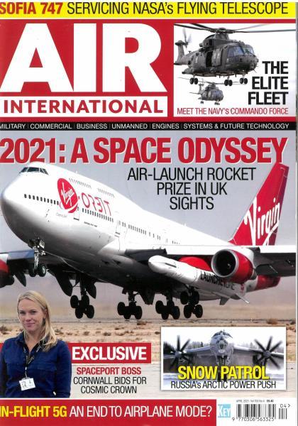 Air International magazine