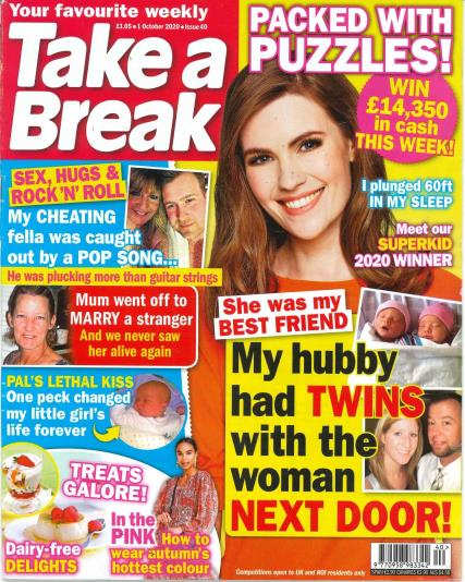 Take a Break magazine