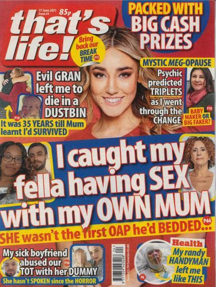 That's Life! magazine