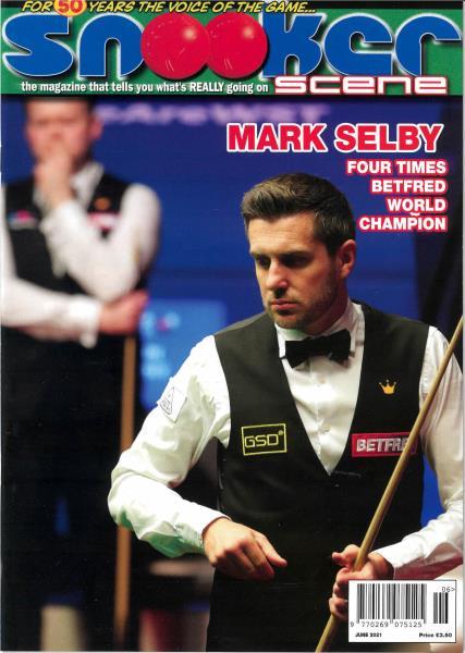Snooker Scene magazine