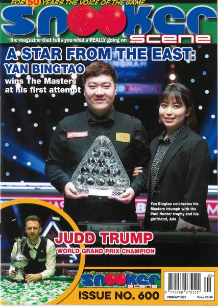 Snooker Scene magazine
