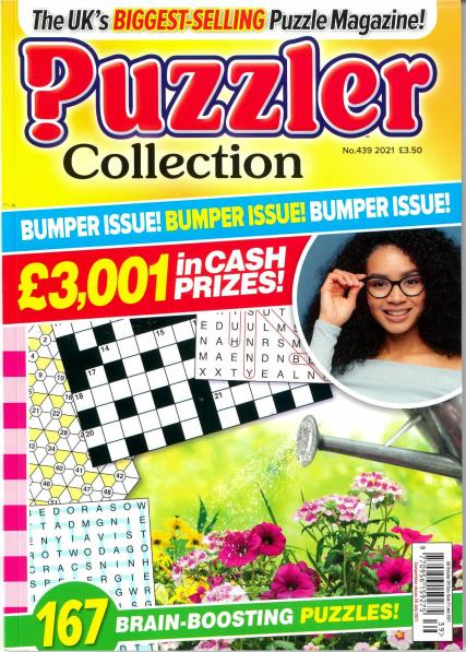 Puzzler Collection magazine