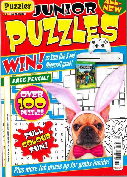 Junior Puzzles magazine