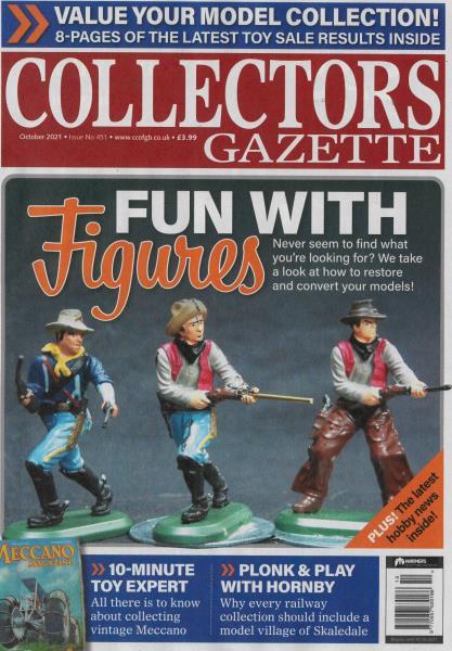 Collector's Gazette magazine