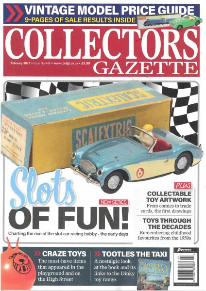 Collector's Gazette magazine