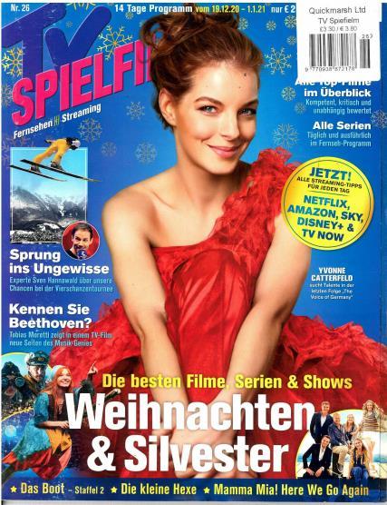 TV Spielfilm magazine