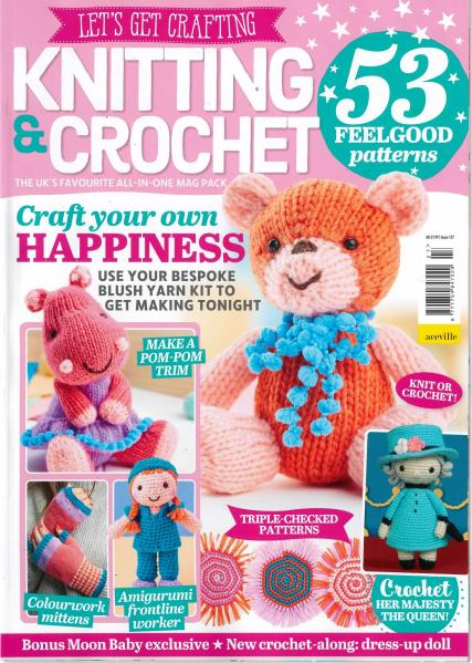 Let's Get Crafting magazine