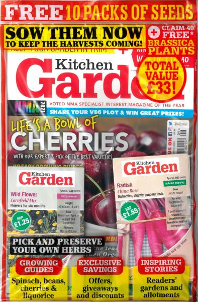 Kitchen Garden magazine