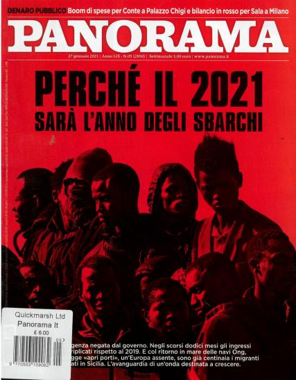 Panorama magazine