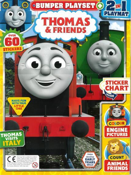 Thomas & Friends magazine