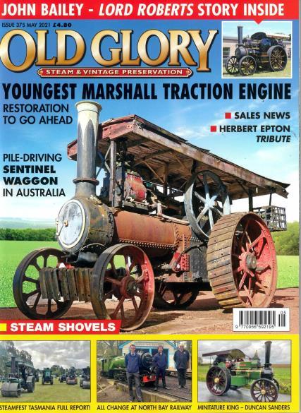 Old Glory magazine
