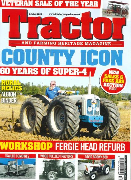 Tractor and Farming Heritage magazine