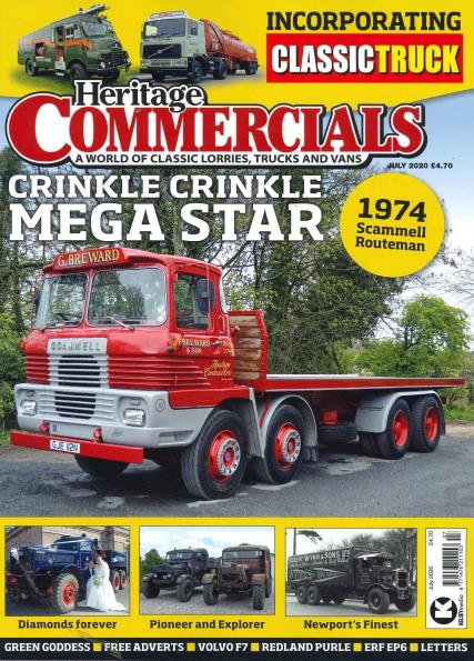 Heritage Commercials magazine