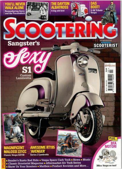 Scootering magazine