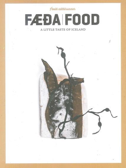 FÆÐA Food magazine