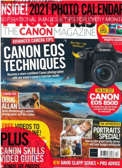 PhotoPlus magazine