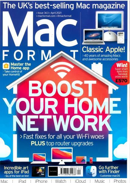Mac Format magazine