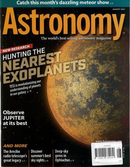 Astronomy magazine