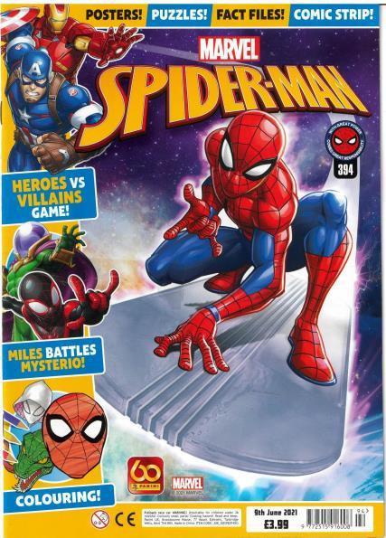 Spiderman magazine