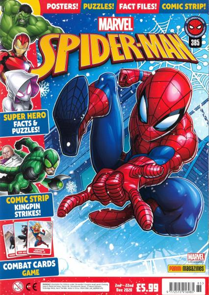 Spiderman magazine