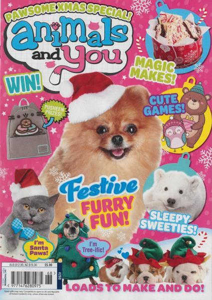 Animals and You magazine