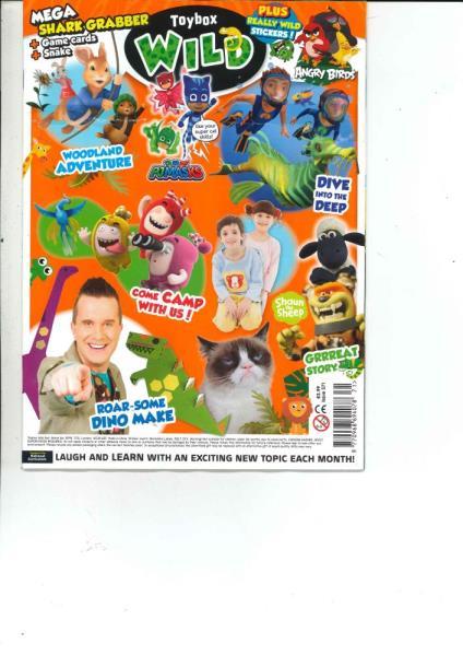 BBC Toybox magazine