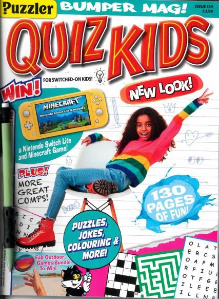 Quiz Kids magazine