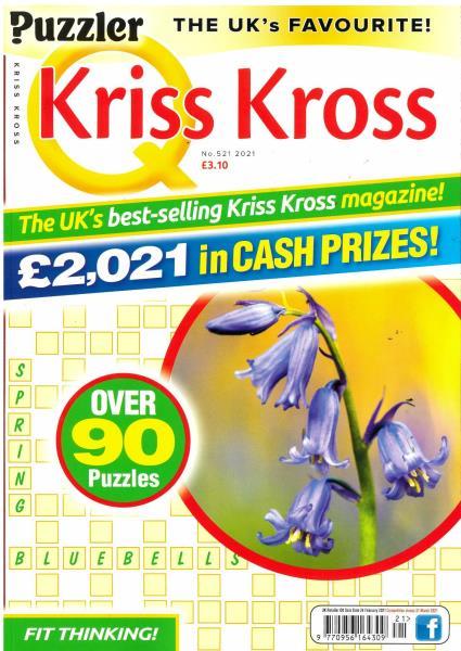 Q Kriss Kross magazine
