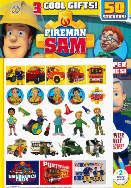 Fireman Sam magazine
