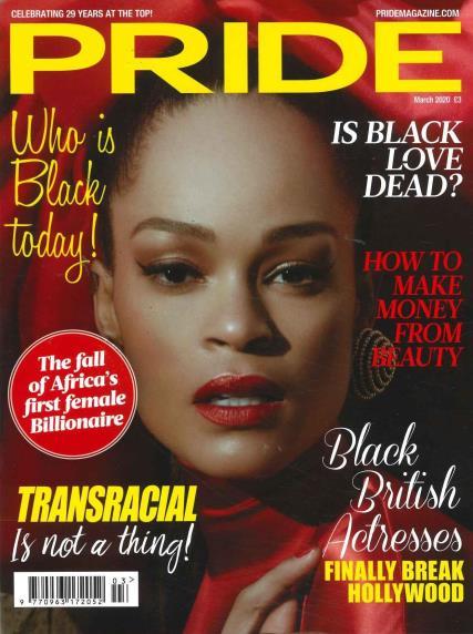 Pride magazine