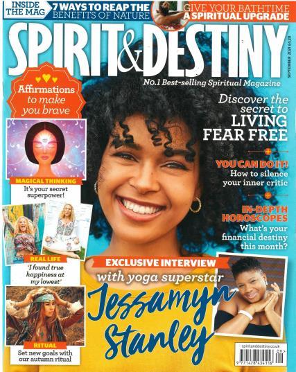 Spirit and Destiny magazine