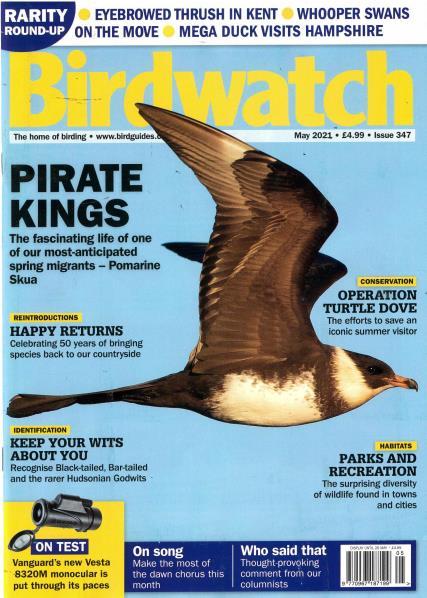 Birdwatch magazine
