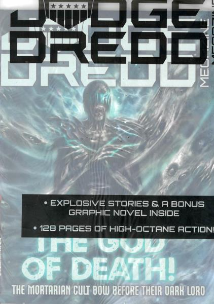 Judge Dredd Megazine magazine