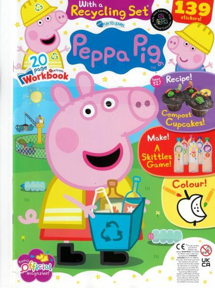 Fun to Learn - Peppa Pig magazine