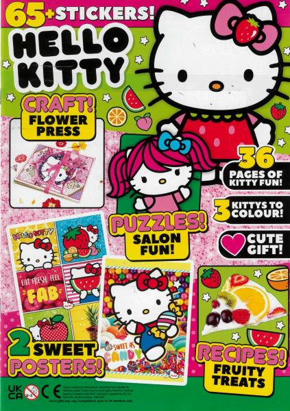 Hello Kitty magazine