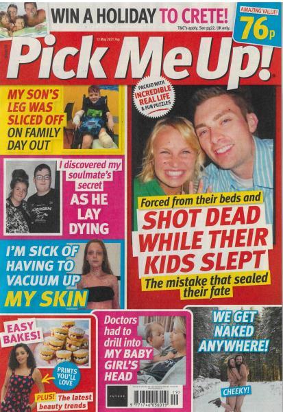 Pick Me Up magazine